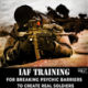 Warrior Training- IAF Training breaks mental barriers | Become Mentally Strong | Live like a warrior