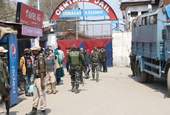 22 PSA detainees from Jammu and Kashmir shifted to Agra Jail